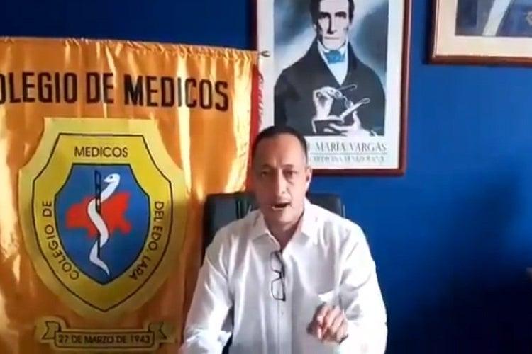 Colegio de Médicos en Lara pide protección a trabajadores de hospitales - mayo 22, 2020 8:05 am - NOTIGUARO - Locales
