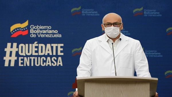 Se acercan al millar casos de coronavirus en Venezuela, con 62 nuevos contagios - mayo 22, 2020 8:02 pm - NOTIGUARO - Nacionales
