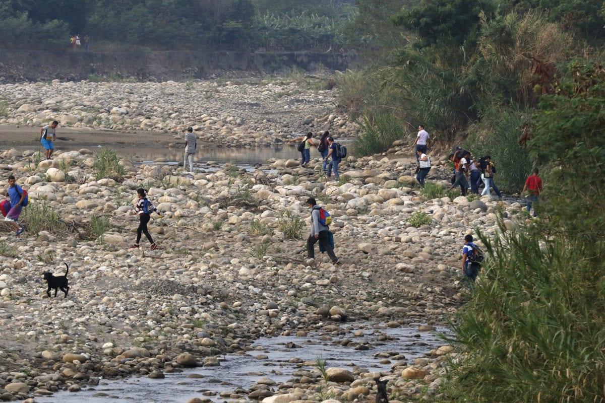 """Aplicarán la Ley a """"trocheros"""" que sean capturados en pasos irregulares - mayo 23, 2020 8:00 am - NOTIGUARO - Nacionales"""