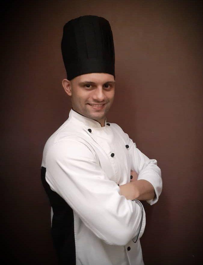 Chef Marlon Leal