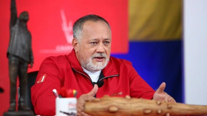 Diosdado Cabello instaló comisión para la revolución judicial - junio 25, 2021 11:41 pm - NOTIGUARO - Nacionales