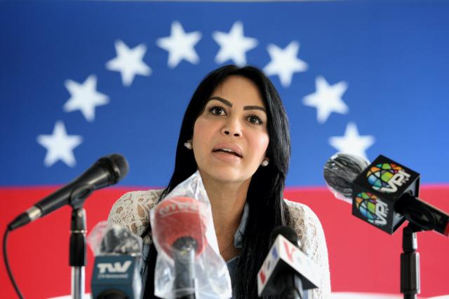 Delsa Solórzano advierte que quieren enviar a presos políticos a cárceles comunes - mayo 19, 2021 9:27 am - NOTIGUARO - Nacionales
