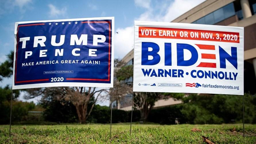 Trump y Biden se disputan el medio oeste de EEUU, a pocos días de las elecciones - octubre 30, 2020 4:36 pm - NOTIGUARO - Internacionales