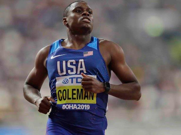 Coleman quedó fuera de Tokio tras suspensión por dopaje - octubre 28, 2020 9:06 pm - NOTIGUARO - Deporte