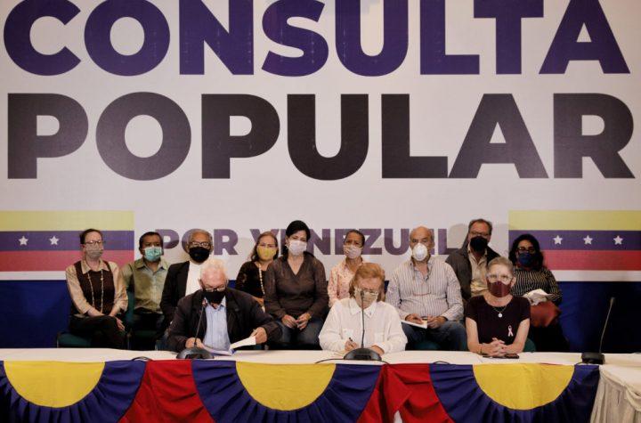 Alto Tráfico: Volumen de votantes colapsó plataformas digitales de la Consulta Popular - diciembre 8, 2020 11:27 am - NOTIGUARO - Consulta popular