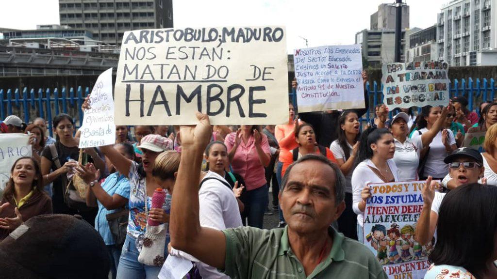 En Trujillo: Gremio de educación y salud convocan a nueva jornada de protestas este #4Nov - octubre 31, 2020 7:59 pm - NOTIGUARO - Nacionales