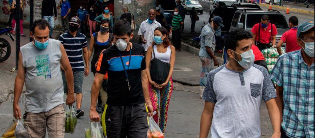 Venezuela: 7 muertes y 569 nuevos contagios, elevan la cifra a 122.260 infectados - enero 22, 2021 9:00 am - NOTIGUARO - Nacionales