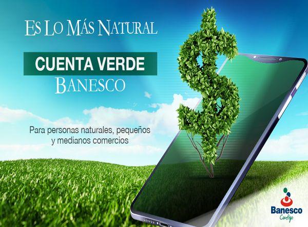 Cuenta Verde Banesco permitirá realizar y recibir pagos en divisas en línea - octubre 1, 2020 6:52 pm - NOTIGUARO - divisas