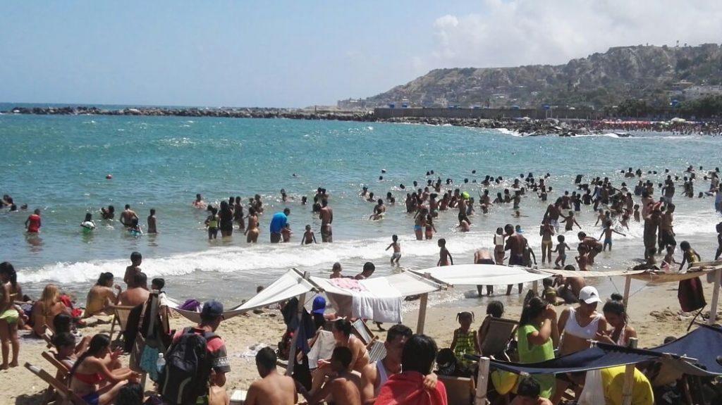Más de 75.000 personas visitaron las playas en todo el país, durante este fin de semana - octubre 26, 2020 8:28 pm - NOTIGUARO - Nacionales