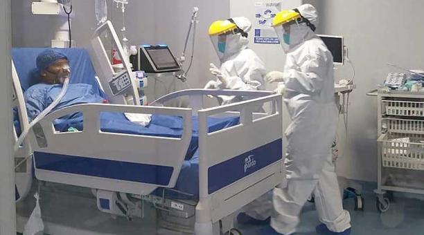 """Ecuador: Ministro de Salud dijo que """"personal sanitario llevó el Covid-19 a los hospitales"""" - octubre 29, 2020 10:30 am - NOTIGUARO - Salud"""