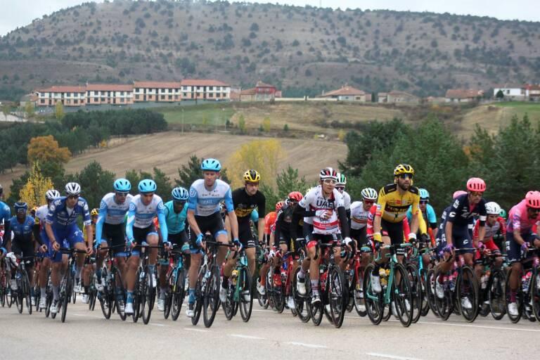 La segunda tanda de PCR en la Vuelta a España 2020 no reportó ningún positivo - octubre 28, 2020 8:10 am - NOTIGUARO - Deporte