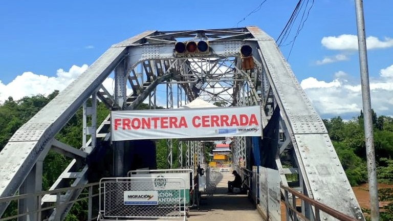 ¡Atención! Colombia descarta abrir la frontera con Venezuela y mantiene cierre hasta el 1 de septiembre - junio 1, 2021 8:00 am - NOTIGUARO - Internacionales