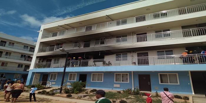 En Margarita: Por fuga de gas mueren dos niños en apartamento de Misión Vivienda - octubre 31, 2020 7:35 pm - NOTIGUARO - Nacionales