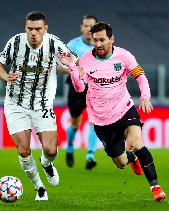 Barcelona vuelve al triunfo ante el Juventus, de la mano de Messi en Champions - octubre 28, 2020 9:12 pm - NOTIGUARO - Deporte