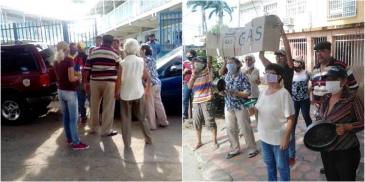 """En Apure: """"A punta de cacerolazos"""" fueron recibidos los candidatos del PSUV - noviembre 1, 2020 9:08 pm - NOTIGUARO - Nacionales"""