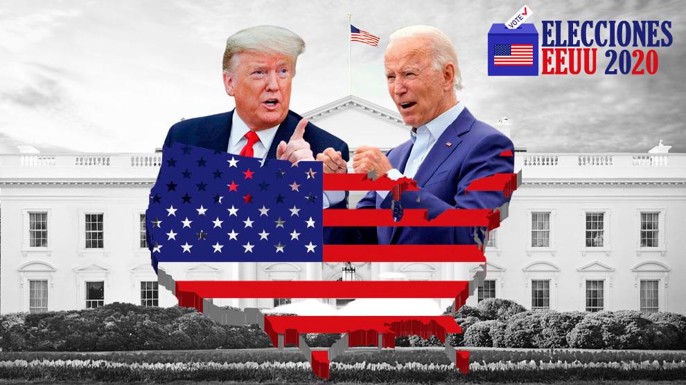 ¿Cuándo se sabrán los resultados de las elecciones en EEUU 2020? - noviembre 3, 2020 7:24 pm - NOTIGUARO - Internacionales
