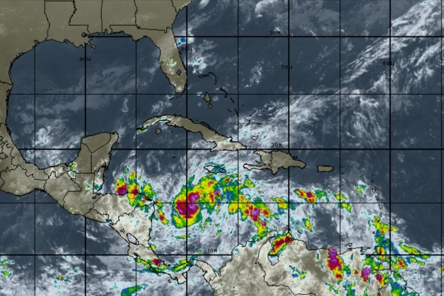 En Nicaragua: Declaran alerta roja en zona donde impactará el huracán Eta - noviembre 2, 2020 6:47 pm - NOTIGUARO - Internacionales