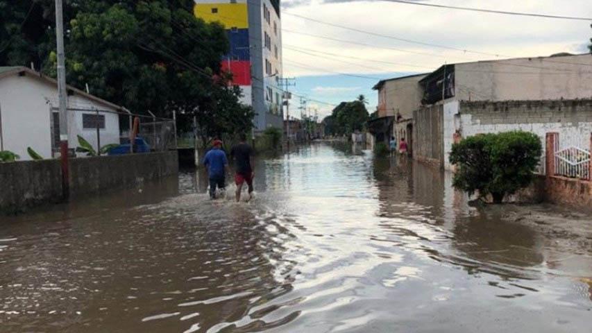 ¡Alarma! Lluvias amenazan nuevamente a comunidades del estado Aragua - noviembre 1, 2020 9:01 pm - NOTIGUARO - Nacionales