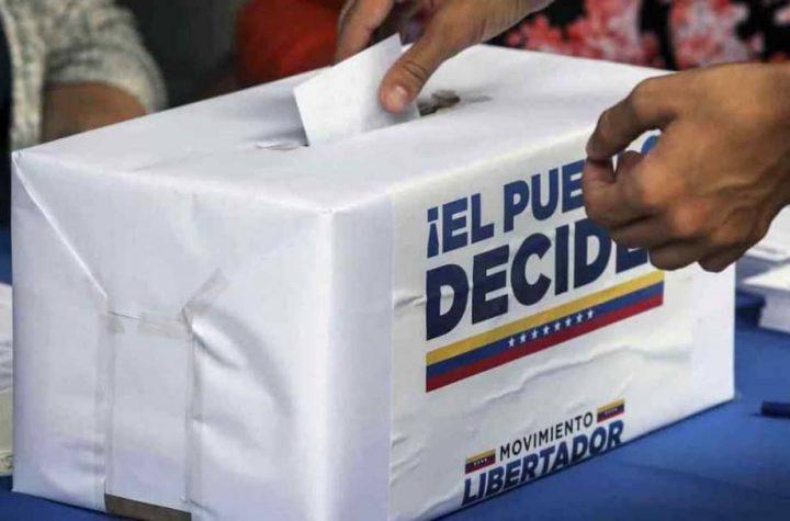 Balance final: Consulta Popular contó con el 80,28% de participación - diciembre 22, 2020 11:00 am - NOTIGUARO - Consulta popular