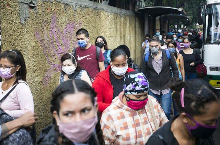 Venezuela registró 1.377 nuevos casos, cifra se eleva a 251.686 contagios - junio 14, 2021 10:30 am - NOTIGUARO - cifras