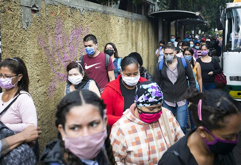 Venezuela registró 1.377 nuevos casos, cifra se eleva a 251.686 contagios - junio 14, 2021 10:30 am - NOTIGUARO - Nacionales