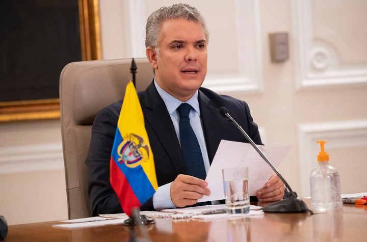 Iván Duque: Mientras sea presidente de Colombia no reconoceré a Maduro - octubre 21, 2021 10:47 am - NOTIGUARO - Internacionales