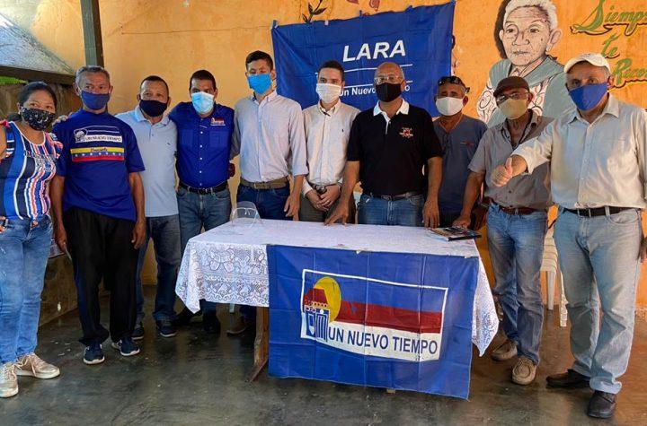 Torres: Lorenzo Monasterio y la dirección municipal de UNT en Carora promocionan la Consulta Popular - diciembre 5, 2020 1:48 pm - NOTIGUARO - Consulta popular