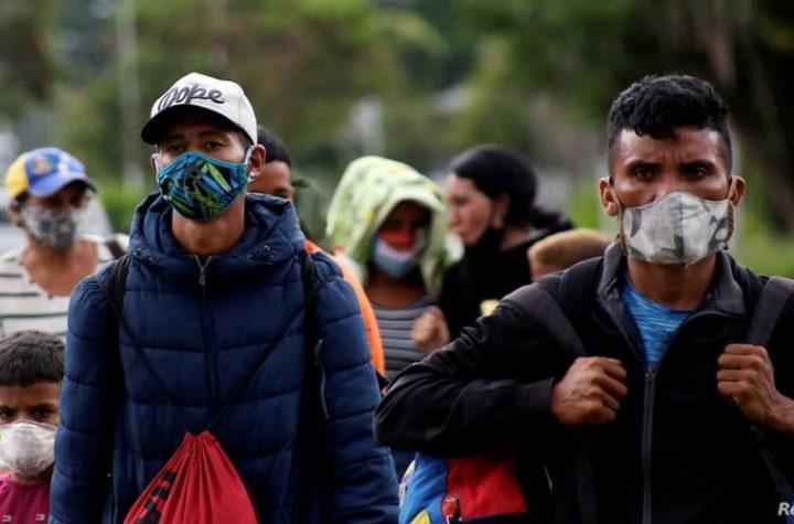 Venezuela registró 1.070 nuevos casos y 14 fallecidos, elevando la cifra a 215.301 contagios - mayo 17, 2021 11:01 am - NOTIGUARO - cifras
