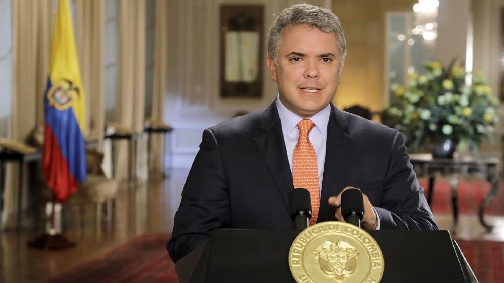 """UE condenó """"cobarde"""" ataque contra el presidente colombiano, Iván Duque - junio 26, 2021 10:30 pm - NOTIGUARO - Internacionales"""