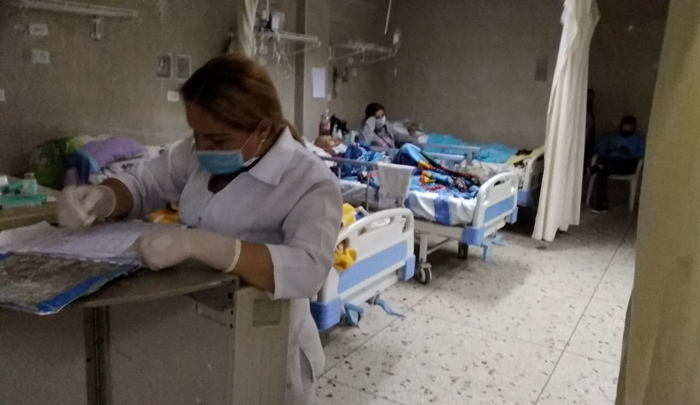 MUV: Reportan 5 nuevos fallecidos en el Sector salud por Covid-19 en el país - diciembre 1, 2020 8:39 pm - NOTIGUARO - Medicos