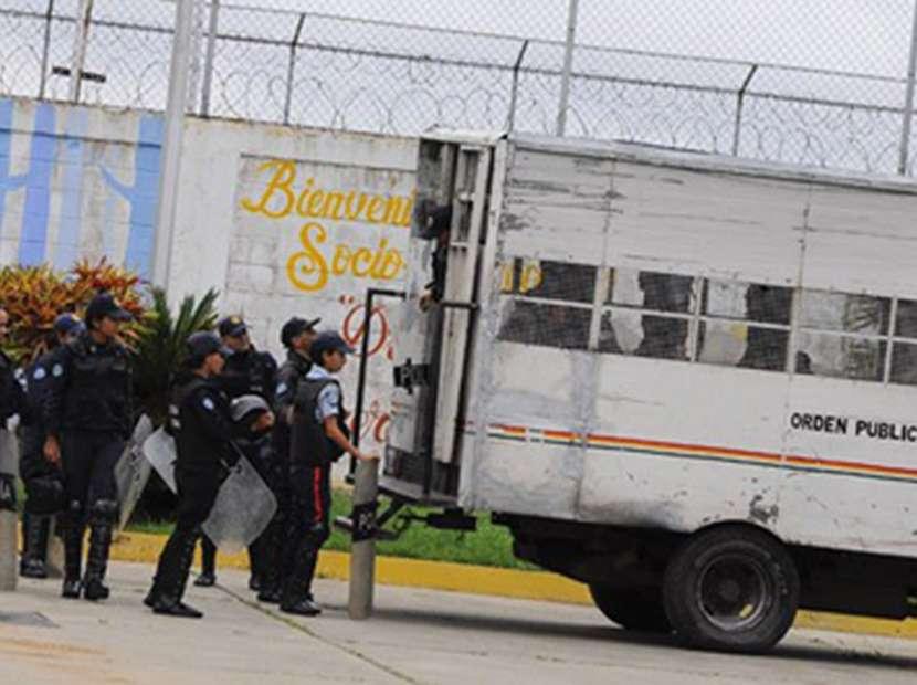 """Lara: Reportaron detonaciones por """"intento de fuga"""" en retén de menores """"El Manzano"""" - enero 18, 2021 8:00 am - NOTIGUARO - Locales"""