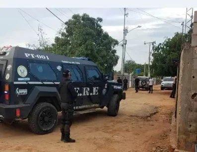 En Zulia: Abatidos por la policía los 2 implicados en asesinato del concejal Prieto - enero 9, 2021 10:28 pm - NOTIGUARO - Nacionales