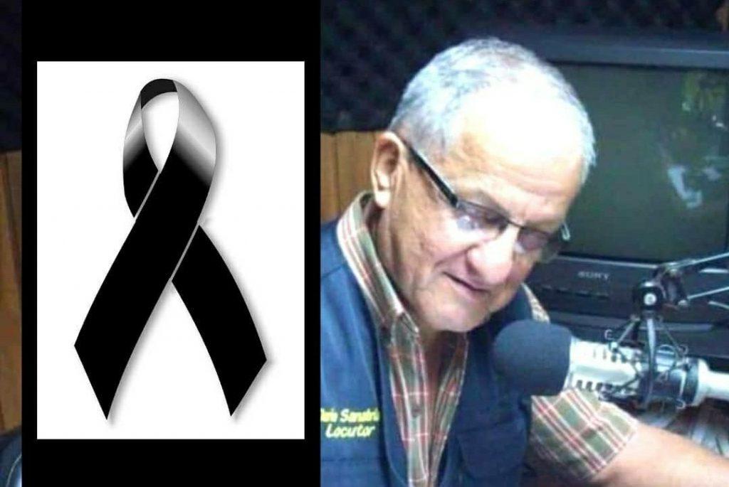 Táchira: Fallece el locutor Héctor Darío Sanabria por Covid-19 - enero 10, 2021 7:40 pm - NOTIGUARO - Nacionales