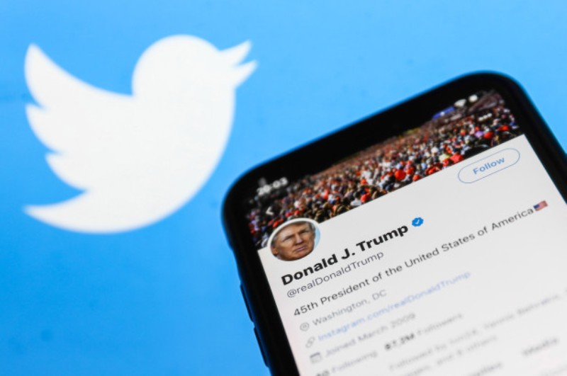 """SIP afirma que cierre de cuentas de Trump implica """"censura previa"""" - enero 15, 2021 8:00 pm - NOTIGUARO - Internacionales"""