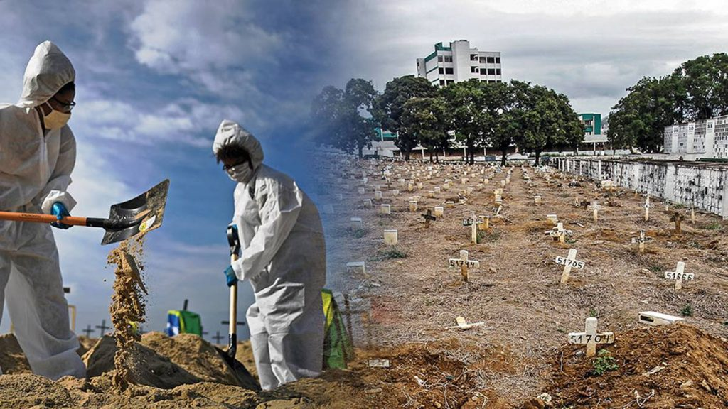 OMS: El coronavirus causó por primera vez más de 15 mil muertes en un sólo día - enero 9, 2021 9:10 pm - NOTIGUARO - Internacionales