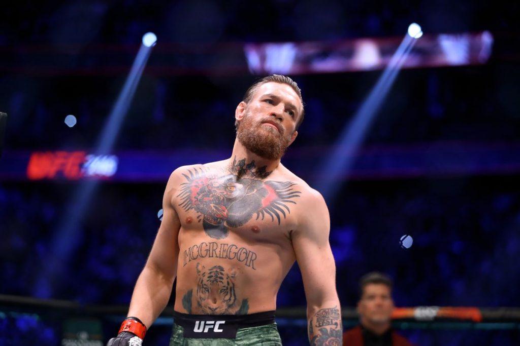 """Dos mujeres denuncian a Conor McGregor por """"daños personales"""" - enero 21, 2021 11:49 am - NOTIGUARO - Deporte"""