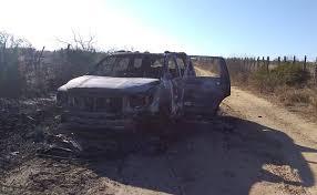 México: Hallan una camioneta con 19 cuerpos calcinados en Camargo, Tamaulipas - enero 24, 2021 3:11 pm - NOTIGUARO - Internacionales