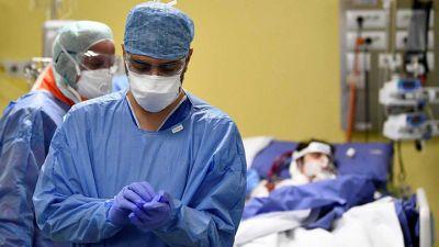 Aumentó a 302 la cantidad de profesionales de la salud fallecidos por Covid-19 - enero 8, 2021 12:10 am - NOTIGUARO - Medicos