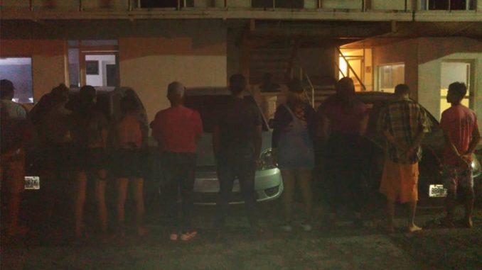 """En Barinas: Nueva """"coronaparty"""" deja 107 detenidos, entre ellos 15 menores de edad - enero 10, 2021 8:07 pm - NOTIGUARO - Nacionales"""
