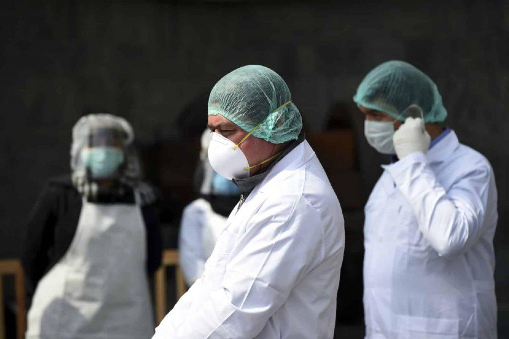 En una semana: Siete trabajadores de la salud murieron por COVID-19 - enero 13, 2021 10:16 pm - NOTIGUARO - Nacionales