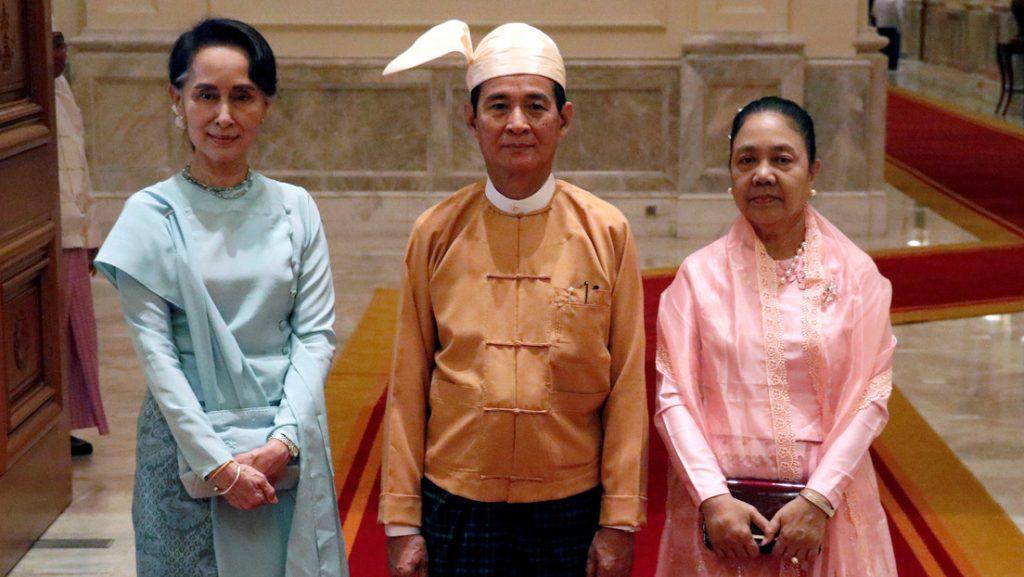Detienen al presidente de Birmania y a otros altos funcionarios por temor de un golpe militar - febrero 1, 2021 10:30 am - NOTIGUARO - Internacionales