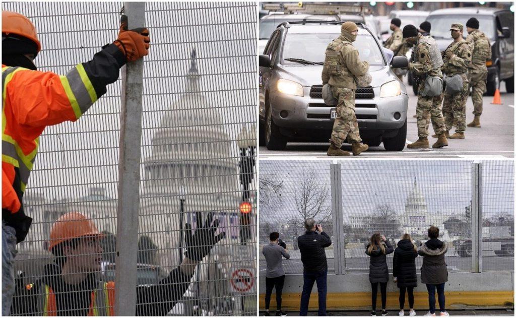 Blindada: Washington se prepara para la llegada de Biden a la Casa Blanca - enero 15, 2021 8:21 pm - NOTIGUARO - Internacionales
