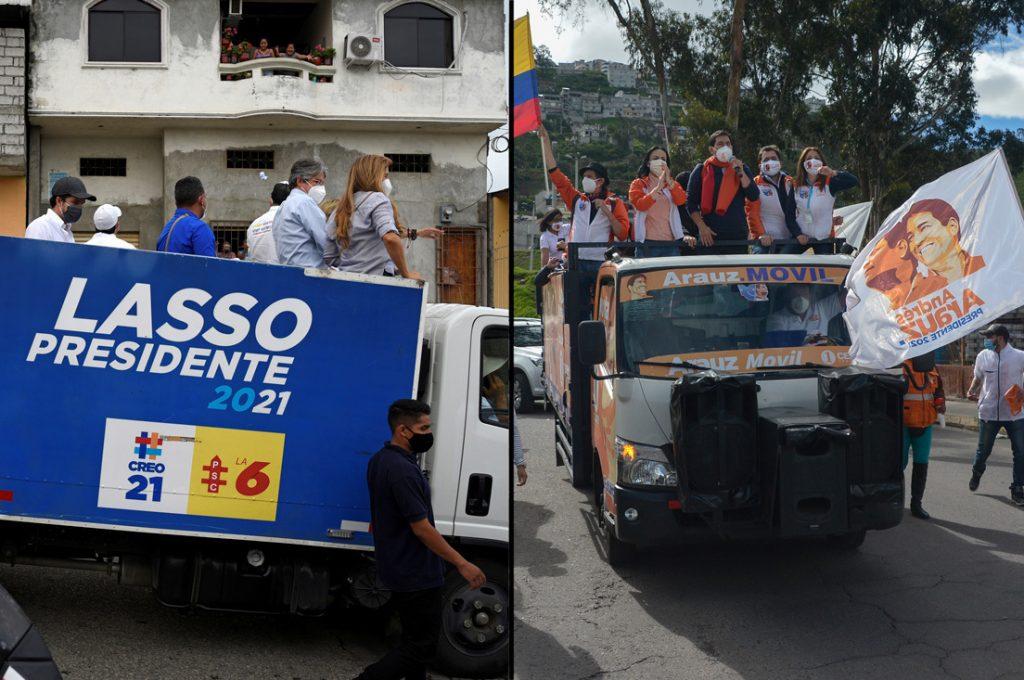 Ecuador: Elecciones generales entre expectativas e incertidumbre - febrero 1, 2021 9:46 pm - NOTIGUARO - Internacionales
