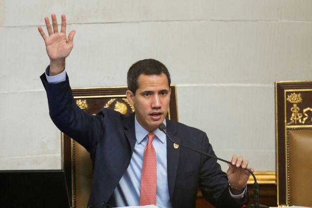 """Guaidó invitó a los venezolanos a combatir la desinformación con la App """"Mi Asamblea"""" - febrero 2, 2021 10:38 am - NOTIGUARO - Nacionales"""