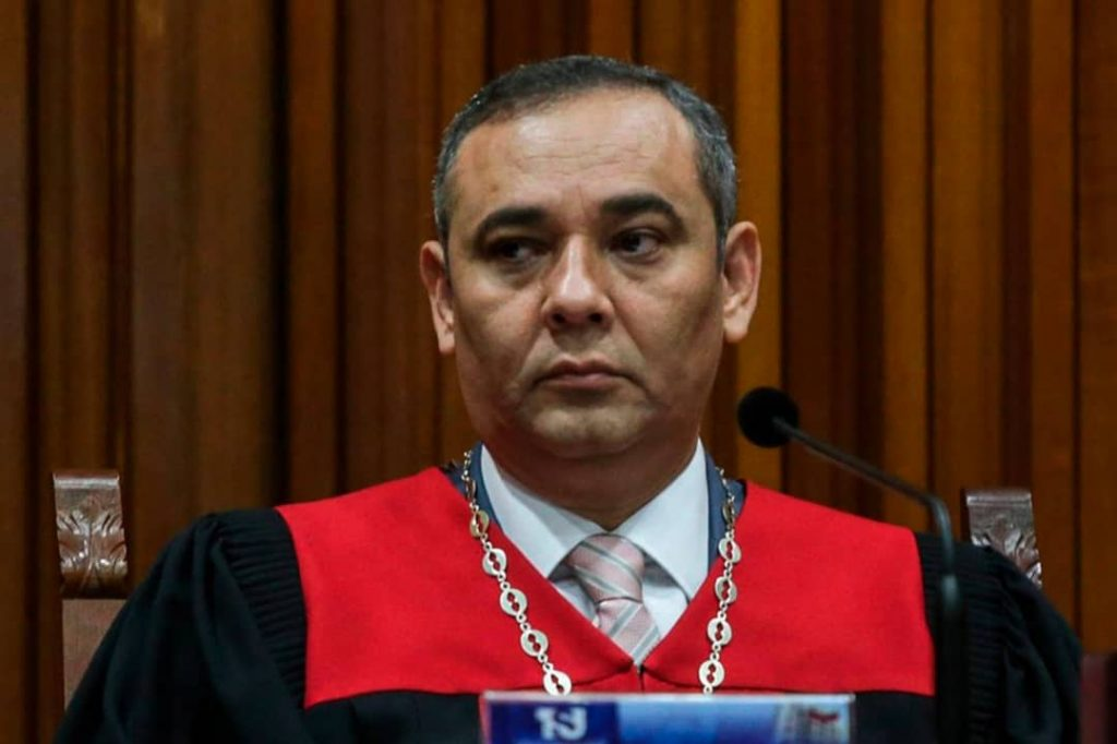 Maikel Moreno fue reelecto como presidente del TSJ - febrero 5, 2021 9:10 pm - NOTIGUARO - Nacionales
