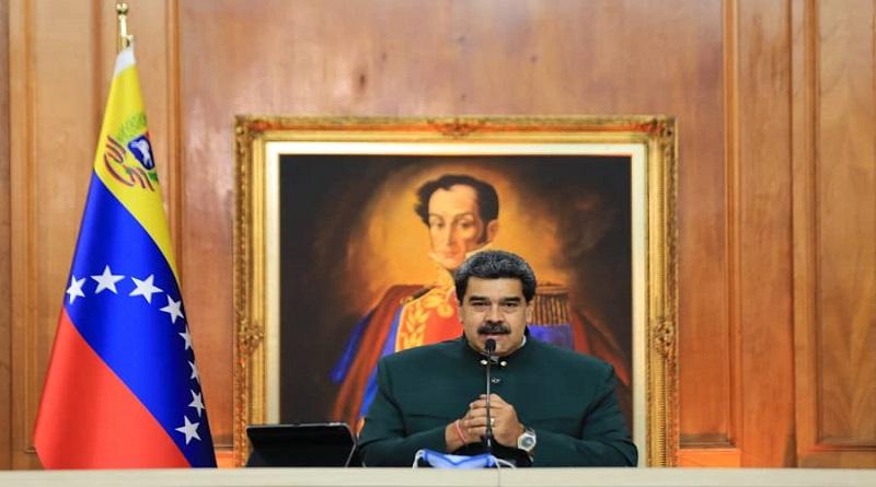 """Maduro: """"Creo que ha llegado el momento de volver a las clases presenciales"""" - febrero 3, 2021 9:10 am - NOTIGUARO - Nacionales"""