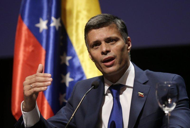 Leopoldo López demandará a Humberto Calderón Berti por difamación - octubre 18, 2021 6:00 pm - NOTIGUARO - Internacionales