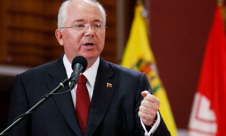 ¡Alerta Roja! MP solicitó a Interpol capturar a Rafael Ramírez por desfalco a PDVSA - febrero 18, 2021 8:43 pm - NOTIGUARO - Nacionales