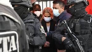 Bolivia: Ordenan 4 meses de prisión preventiva para la expresidenta Jeanine Áñez - marzo 14, 2021 11:09 pm - NOTIGUARO - Bolivia