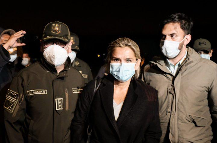 ONU pide un juicio justo para Jeanine Áñez - marzo 14, 2021 8:45 am - NOTIGUARO - Bolivia